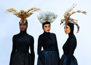 AVENO Congress headpieces